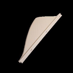 C124 Cubierta lateral del cinturón(cupé w124, cubierta del presentador, alimentador) 1246921222