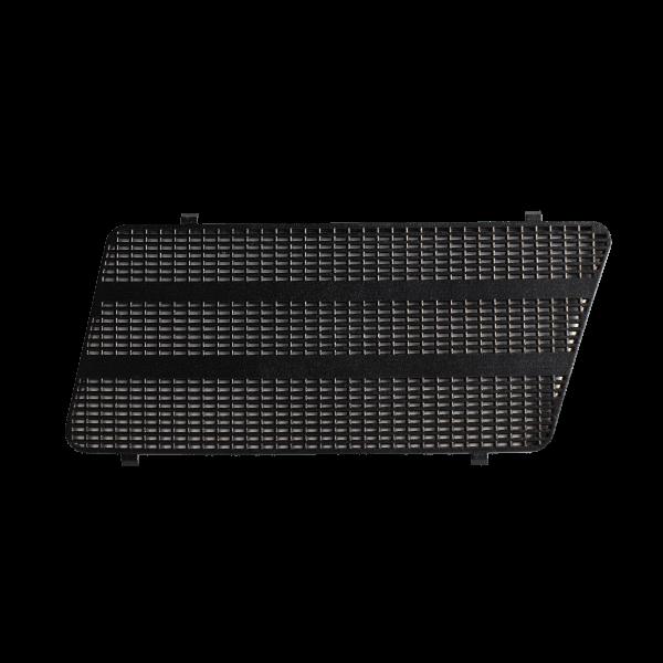 R129 Ventilación del panel de la aleta de la carrocería pre-elevada - Delantera (Mercedes, derecha - 1296980274 o izquierda - 1296980174) Lateral
