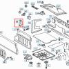 R129 Sicherungsbox 1296940095