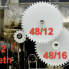 W124 Cuentakilómetros VDO KM/H Reparación de engranajes (Mercedes W107 W124 W126 W423 W123 E500 BMW E30 316i)