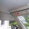 R129 Tappi copri serratura da tetto (coppia)