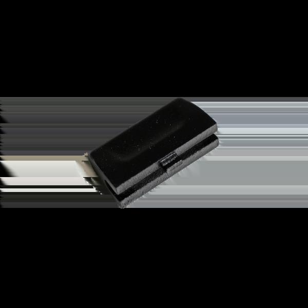 R129 Lengüeta de empuje de la rejilla central de aire de la CA (A1298300354)