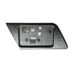 W124 E500 Seat switch cover - left or right (Mercedes)