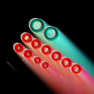 Juego de juntas de cilindros hidráulicos de techo R129