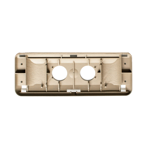 R129 Außenspiegelpolster (Mercedes A124 Sonnenblendeneinsatz)